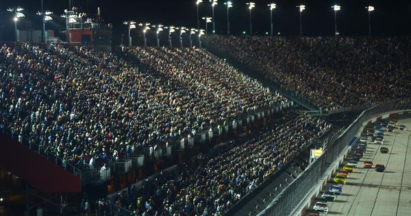 How A Sellout At Darlington Tightens NASCAR's Grip On The Wheel – Forbes