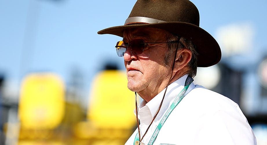 Jack Roush gets rare redo in bringing Buescher back to Roush Fenway – NASCAR
