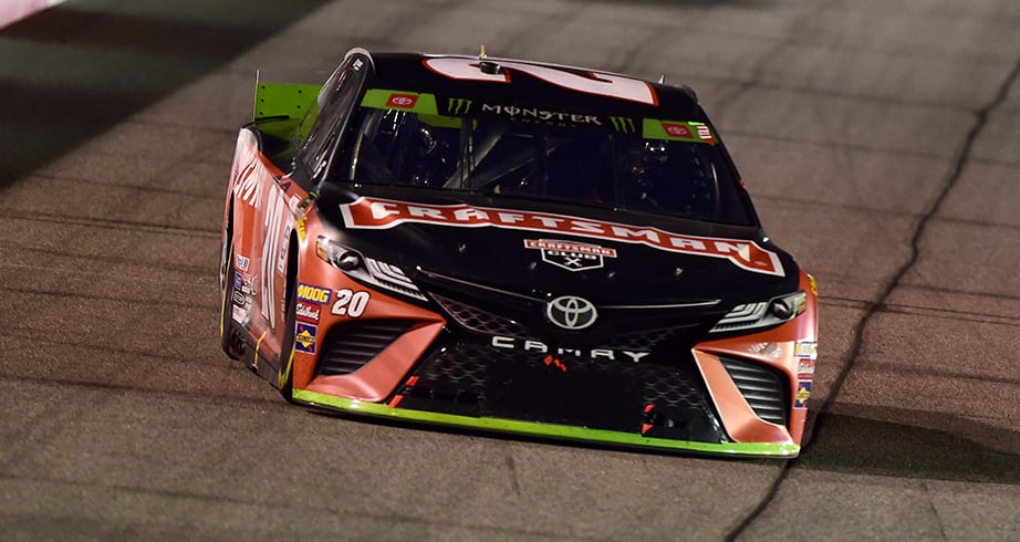Jay Fabian explains No. 20 car inspection failure at Richmond – NASCAR