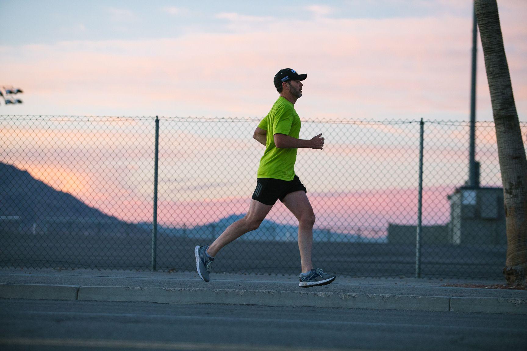 Jimmie Johnson Running Boston Marathon   NASCAR Racer Marathon Training – Runner's World