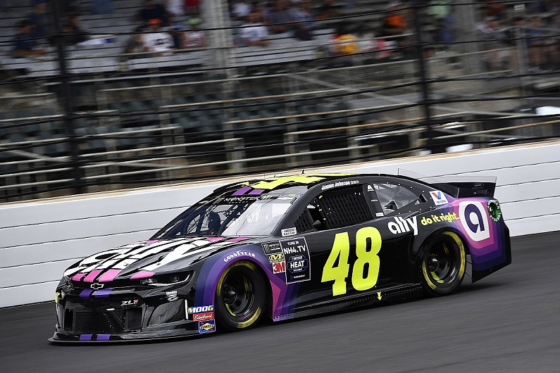 Johnson blames '25 bad races' for NASCAR Cup Series playoff failure – autosport.com