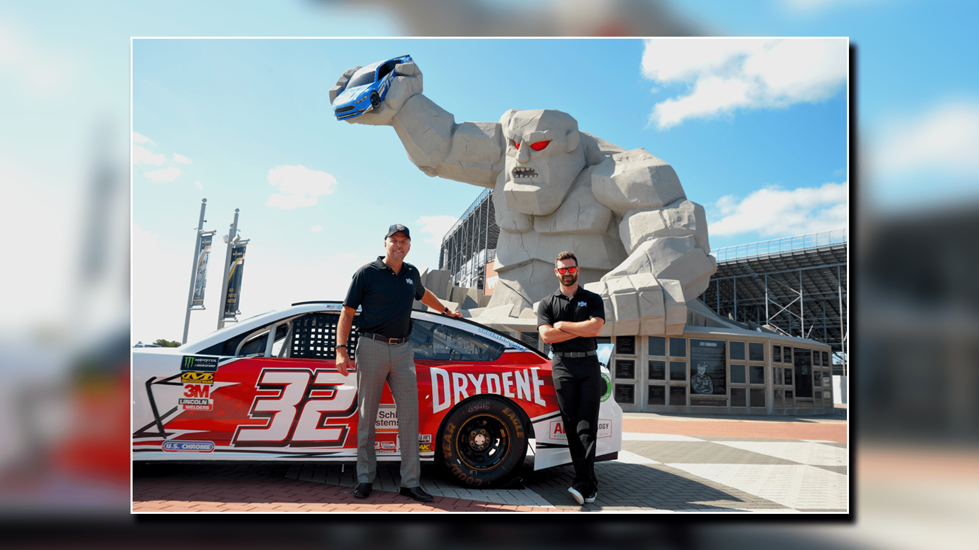 Jonestown's Drydene Performance Products will sponsor NASCAR Cup Series race in Dover – LebTown