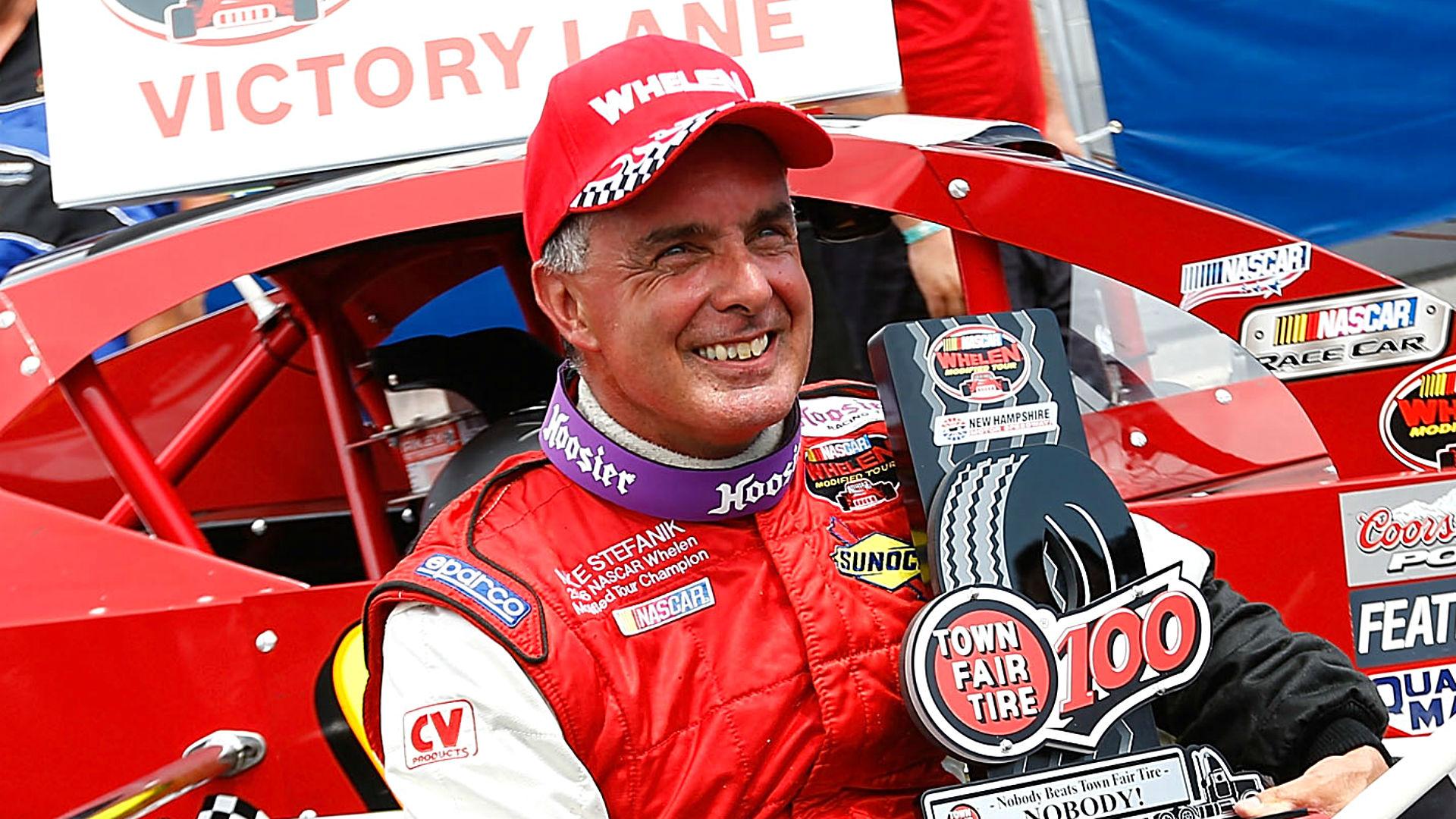 Longtime NASCAR driver Mike Stefanik, 61, dies in plane crash – Sporting News