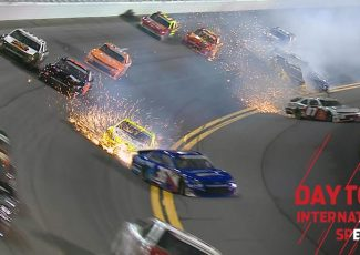 Multi-car crash hits early in Xfinity Series race at Daytona – NASCAR