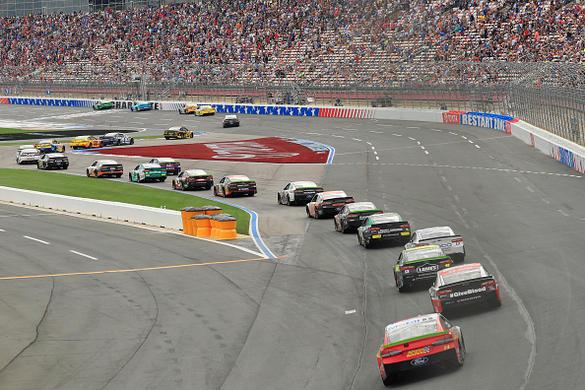NASCAR DFS: Bank of America Roval 400 Playbook – FantasyAlarm.com