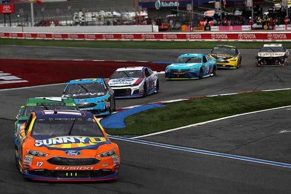 NASCAR DFS: Bank of America Roval 400 Track Breakdown – FantasyAlarm.com