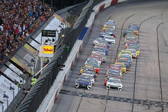 NASCAR DFS: Bojangles Southern 500 Example Lineups – FantasyAlarm.com