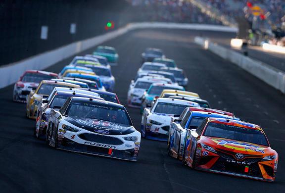 NASCAR DFS: Brickyard 400 Example Lineups – FantasyAlarm.com