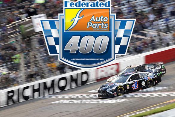 NASCAR DFS: Federated Auto Parts 400 Podcast – FantasyAlarm.com