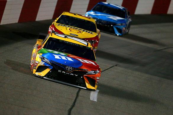NASCAR DFS: Federated Auto Parts 400 Practice Notes – FantasyAlarm.com