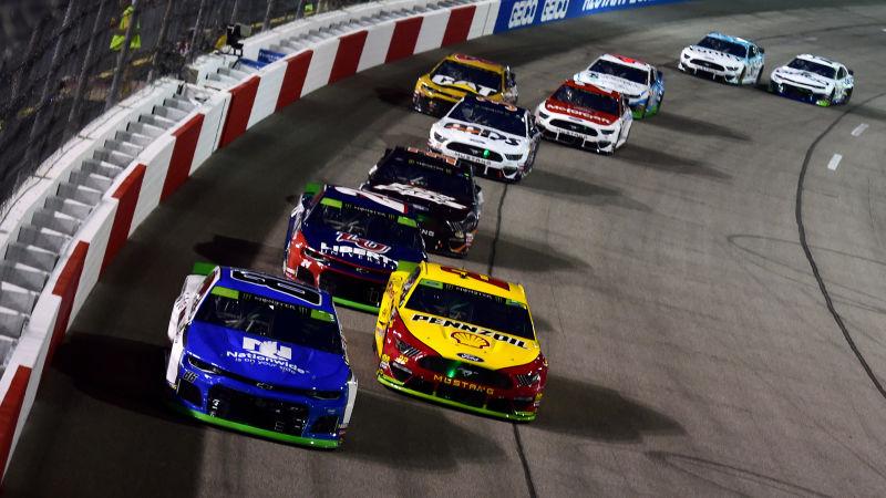 NASCAR Drivers Need New Insults – Jalopnik