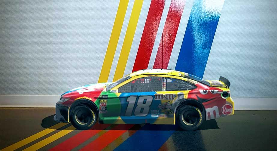 NASCAR introduces virtual burnouts for 2019 NASCAR Playoffs – NASCAR