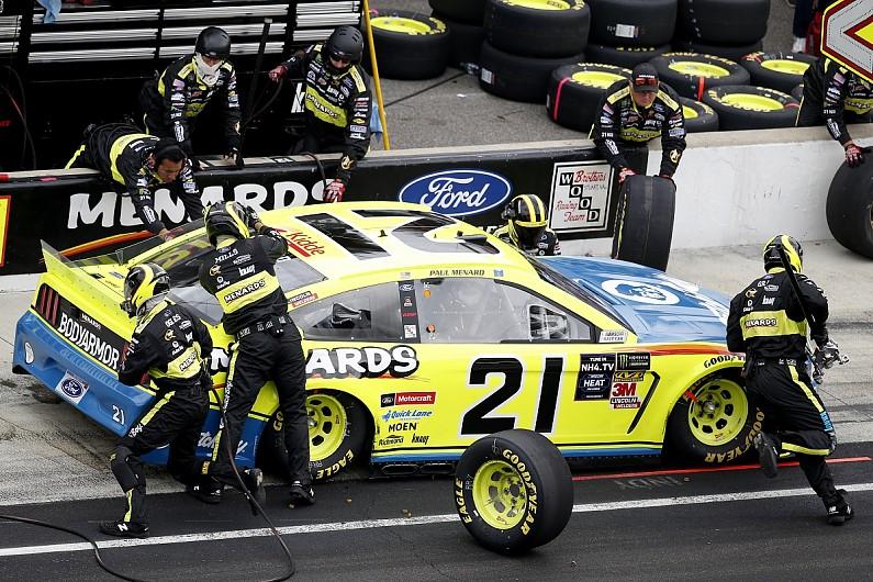 NASCAR lifeline for DiBenedetto at Wood Brothers as Menard retires – autosport.com