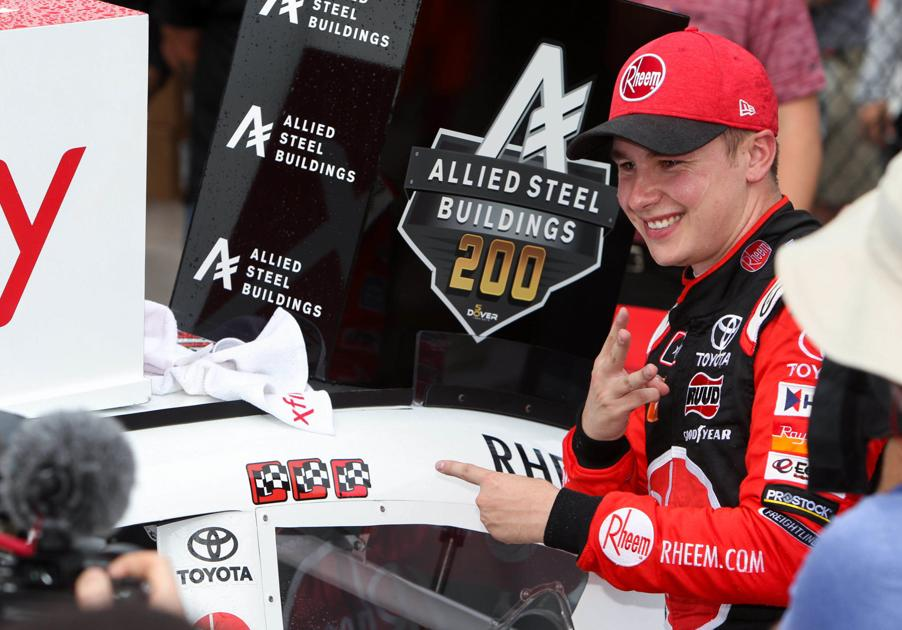 NASCAR news: Young talent Bell moving up; New Hampshire Motor Speedway dates announced – The Union Leader