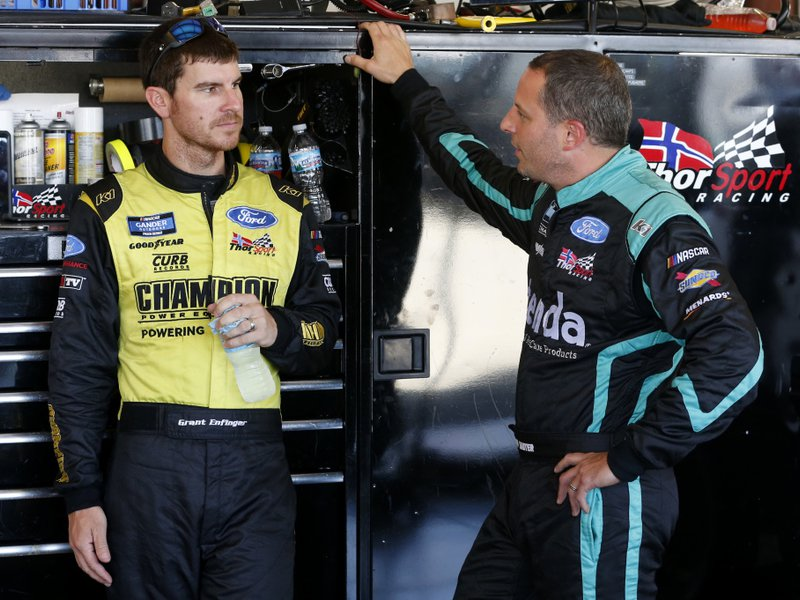 NASCAR Truck Series team wants drivers put back into the playoffs after spec engine failure – autoweek.com