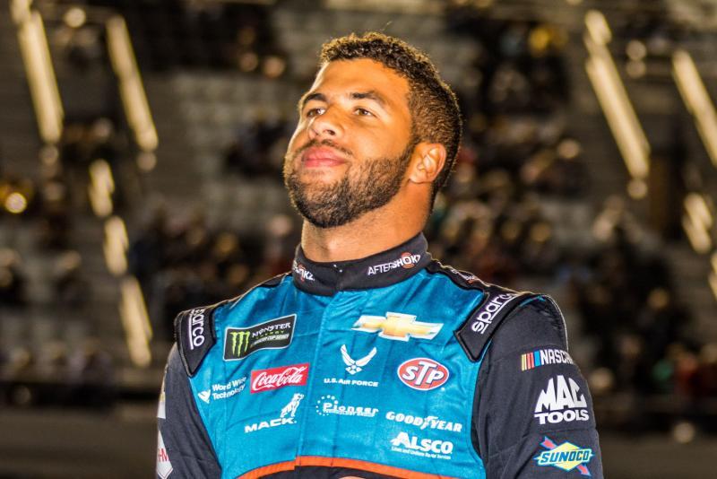 NASCAR's Bubba Wallace addresses depression battle – UPI News