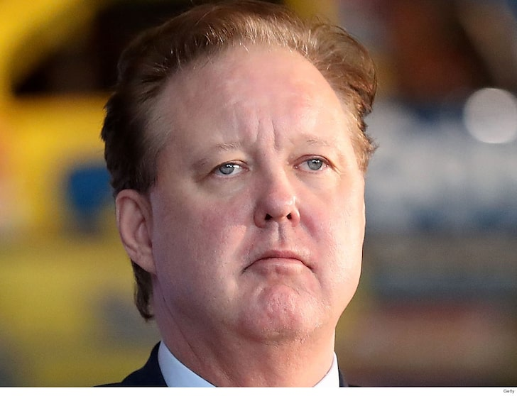 NASCAR's Ex-CEO Brian France Pleads Guilty In Drunk Driving Case – TMZ