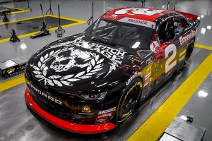 NASCAR's Tyler Reddick Debuts Killswitch Engage-Themed Car – Loudwire