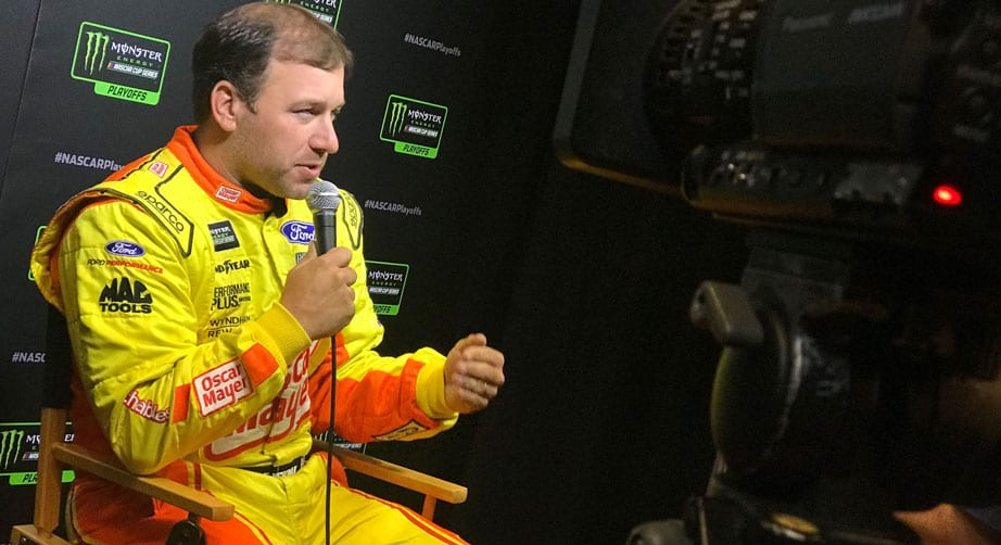 Newman on duplicating 2014 championship run: 'We know how to fight' – NASCAR