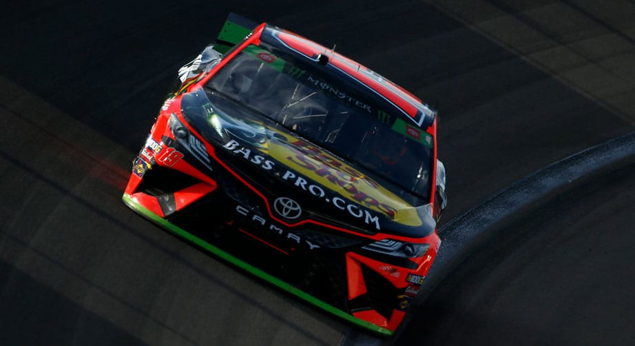 No. 19 of Martin Truex Jr. clears post-race inspection at Las Vegas – NASCAR