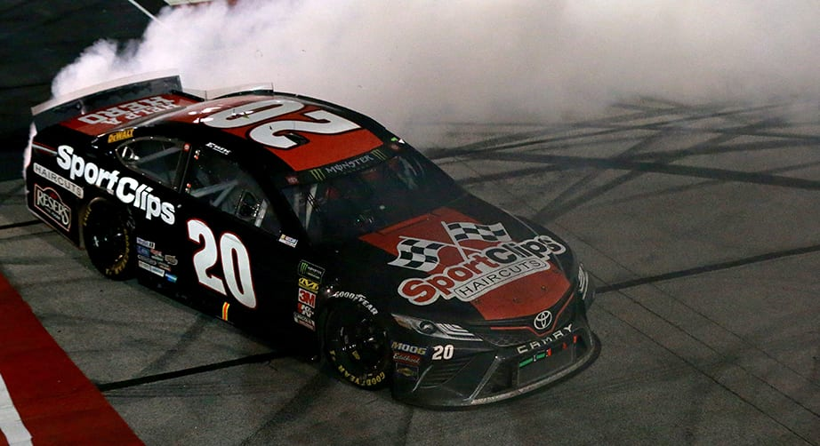 No. 20 of Darlington winner Erik Jones passes post-race inspection – NASCAR