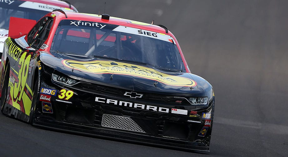 No. 39 Xfinity Series car fails inspection, disqualified at Las Vegas – NASCAR