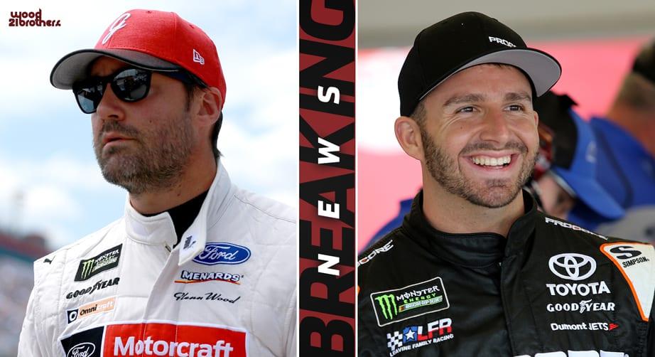 Paul Menard to retire after 2019 season; Matt DiBenedetto to drive No. 21 – NASCAR