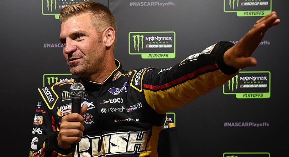 Playoffs Media Day, a fountain of momentum and hope in Las Vegas – NASCAR