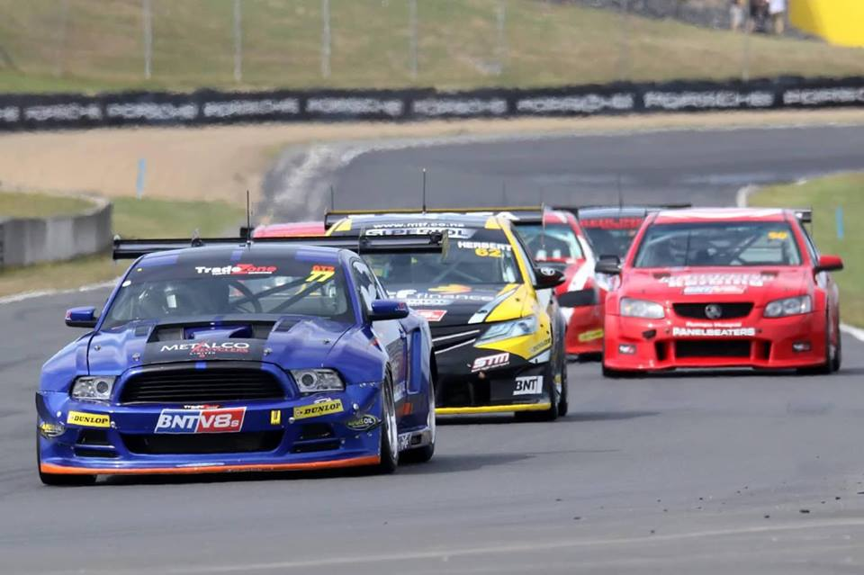 Radisich to drive NASCAR-powered Mustang in BNT V8s – Speedcafe