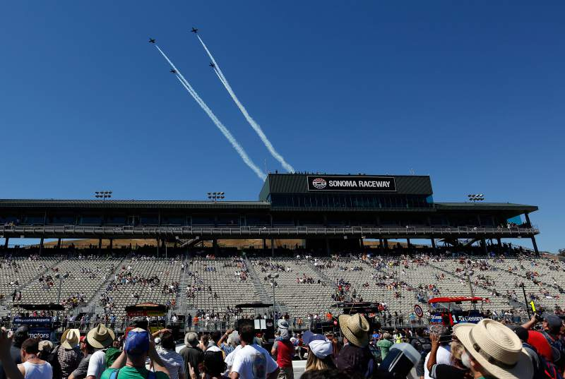 Sonoma Raceway notes: Next stop for NASCAR is Wine Country – Santa Rosa Press Democrat
