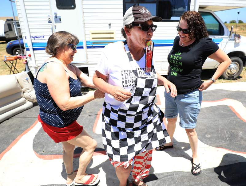 Sonoma Raceway's NASCAR race a time-honored tradition for fans – Santa Rosa Press Democrat