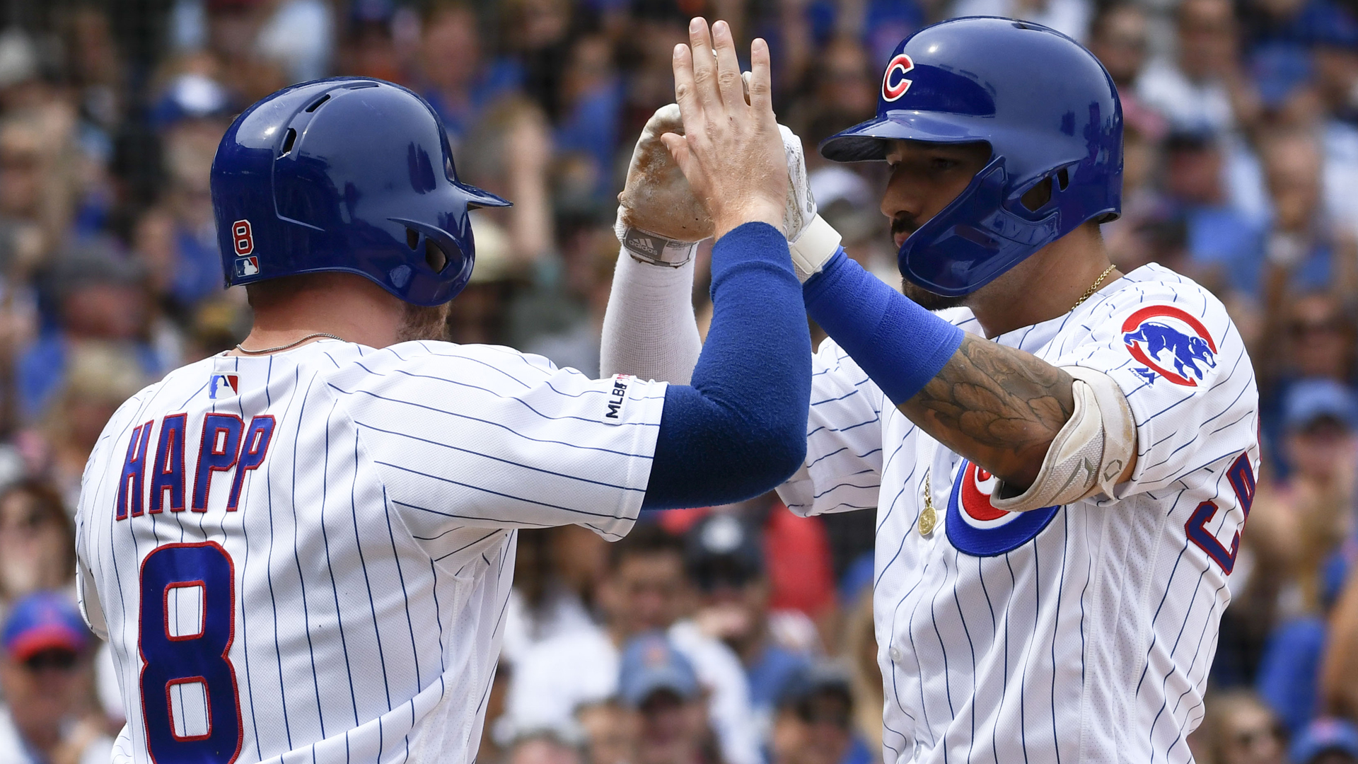 Sports Talk Live Podcast: Cubs win their second straight against the Mariners – NBCSports.com