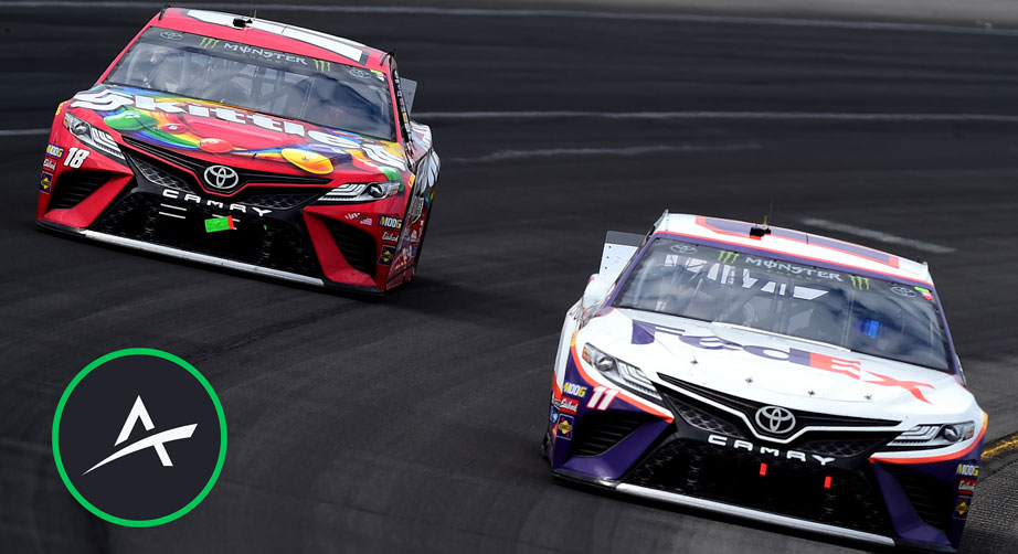 The Action Network: Kyle Busch or Denny Hamlin at Richmond? – NASCAR