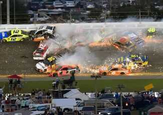 The Daytona 500 'Big One' crash that halted a NASCAR fairytale – autosport.com