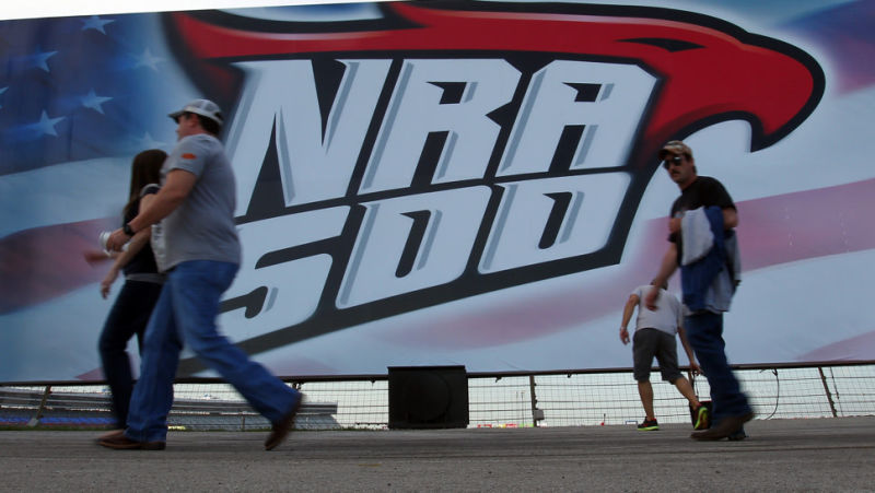 The NRA Is Not Happy With NASCAR – Jalopnik
