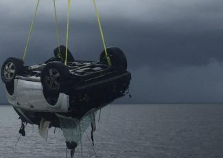 'This is not NASCAR.' Body of driver who fell off Howard Frankland found. Charges could be filed. – Tampa Bay Times