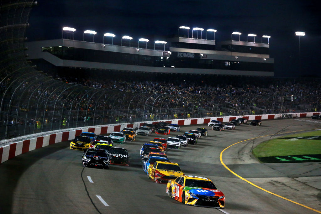 Weekend schedule for Cup, Xfinity at Richmond – NBC Sports – Misc.