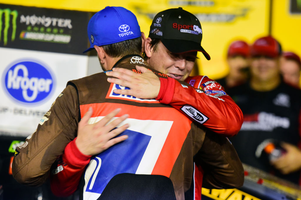 What drivers said after Darlington – NBC Sports – Misc.