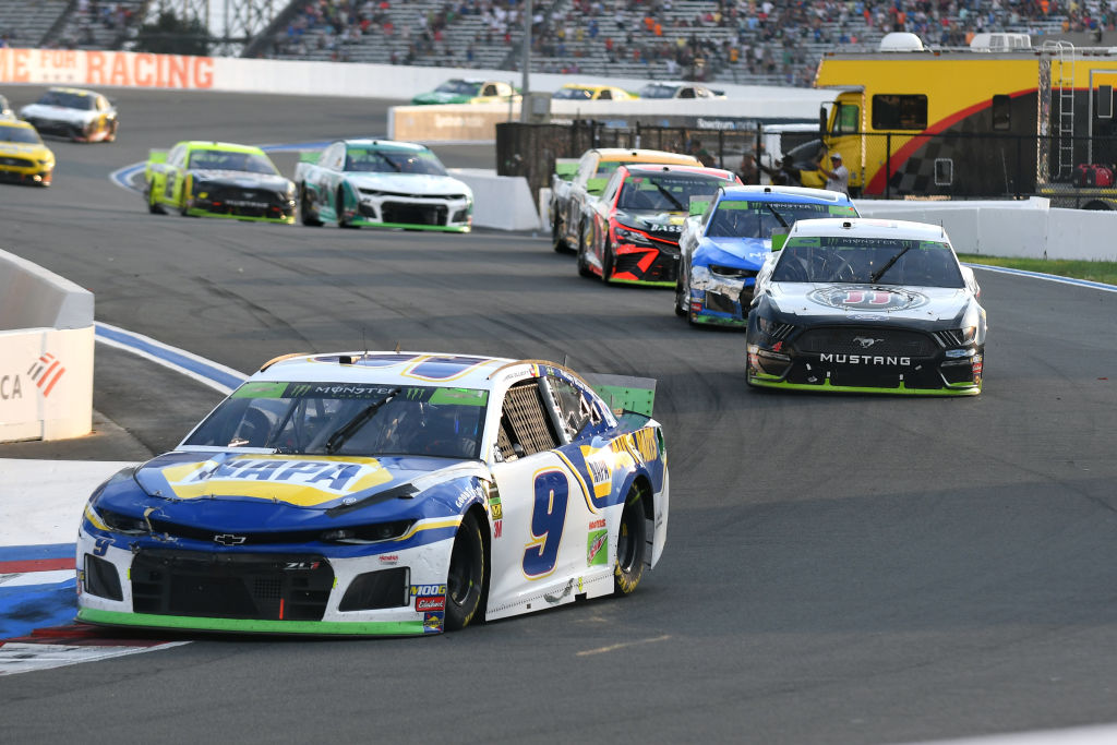 What drivers said after Roval race – NBC Sports – Misc.