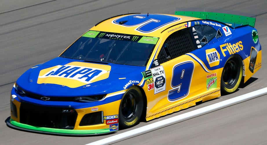 Why Chase Elliott is among smart bets at Las Vegas – NASCAR