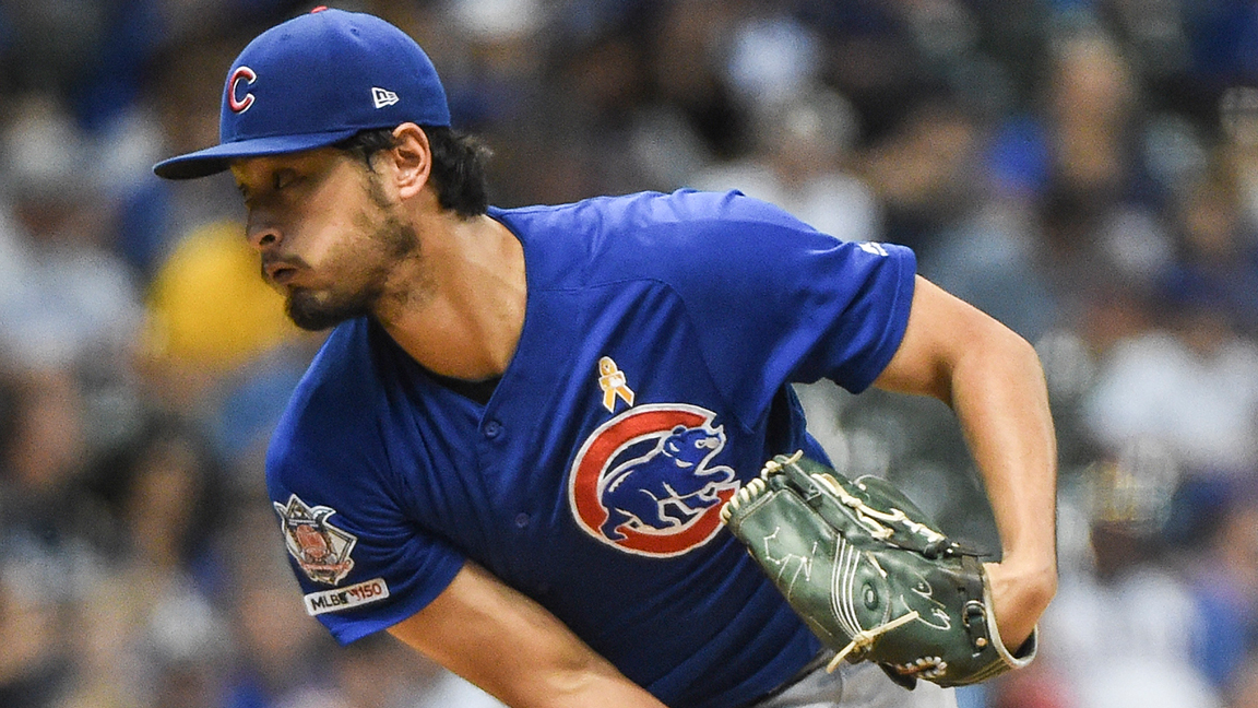 Yu Darvish encouraged after first start back from forearm injury – NBCSports.com