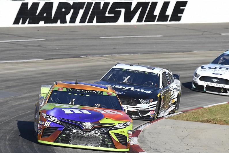"Almirola to make NASCAR Cup Series playoffs ""hell"" for Busch – autosport.com"