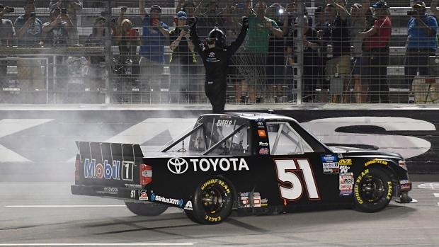 Biffle wins NASCAR Trucks series race – TSN
