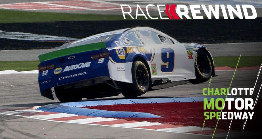 Chase Elliott's win on Charlotte's Roval in 15 – NASCAR