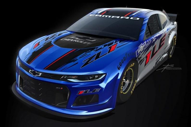Chevrolet introduces new Camaro model for 2020 NASCAR Cup Series – autosport.com