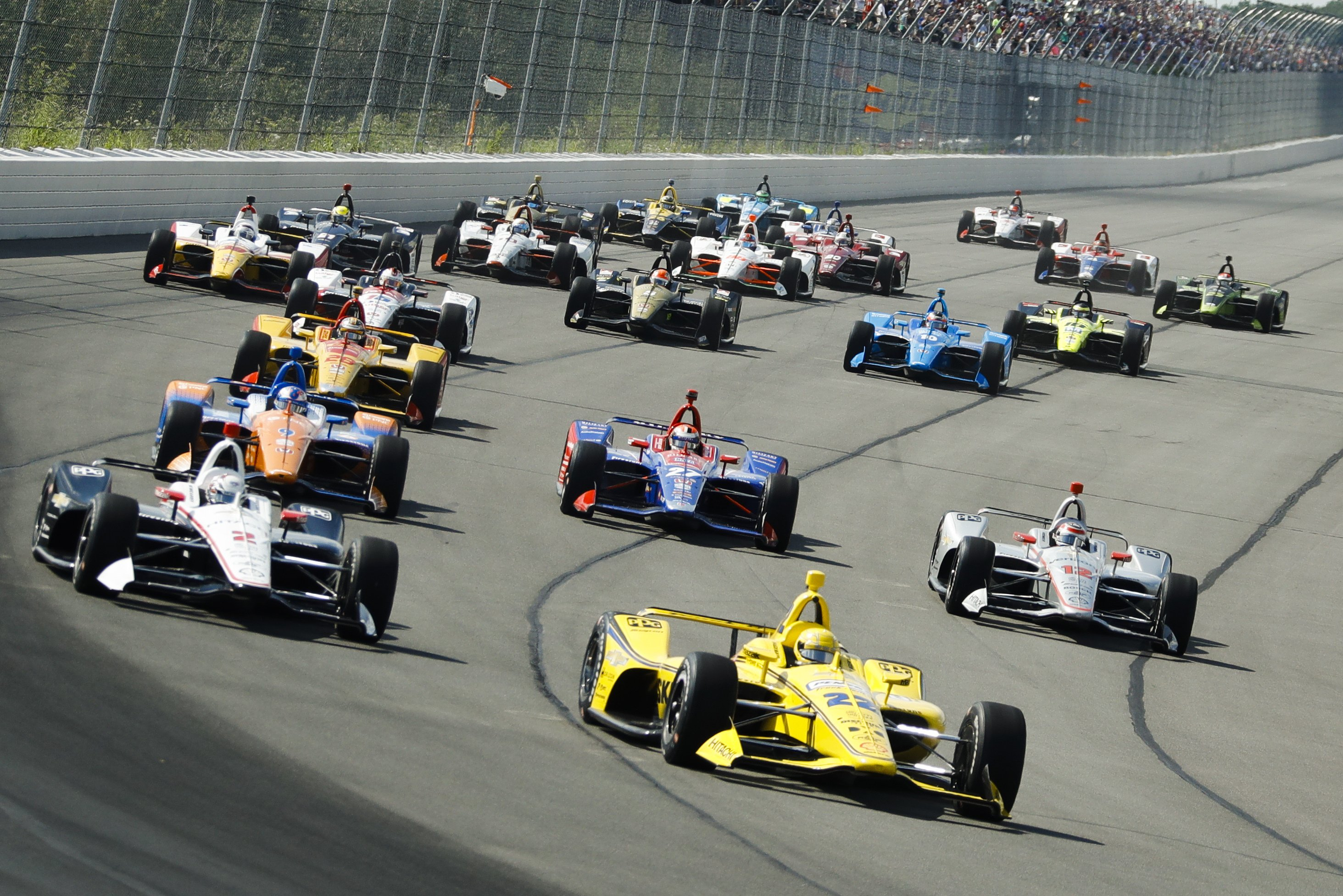 Column: IndyCar and Pocono must make tough marriage decision – Associated Press