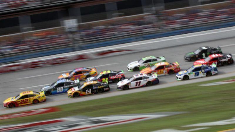 Déjà vu for Ryan Newman at Talladega — NASCAR Cup Series – The Hilltop Monitor