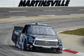 Final truck practice report from Martinsville – NBC Sports – Misc.