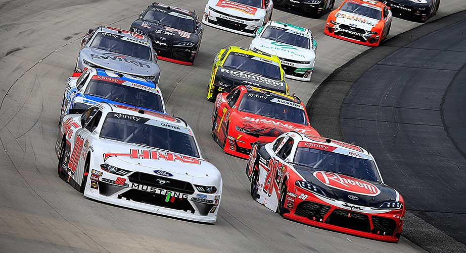 First elimination looms for Xfinity Series Playoffs at Dover – NASCAR