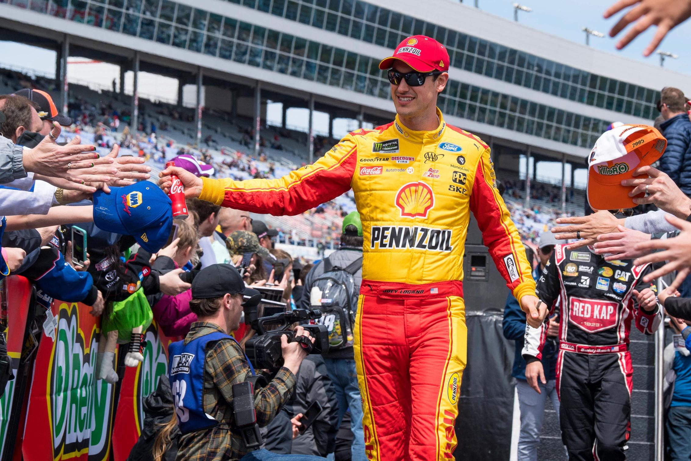 GEICO 500 at Talladega: 2019 NASCAR® FANTASY DRIVER RANKINGS – DraftKings Playbook